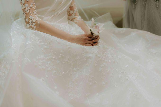 Andrew & Steffi Wedding by Pamella Bong - 002