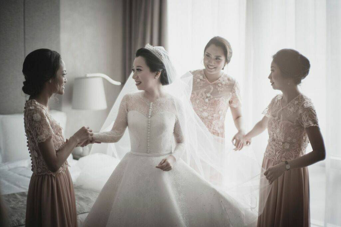 Lois & Clarice • Sweet Laces by David Salim Photography - 003