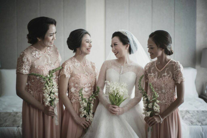 Lois & Clarice • Sweet Laces by MALVA Bridesmaids - 002