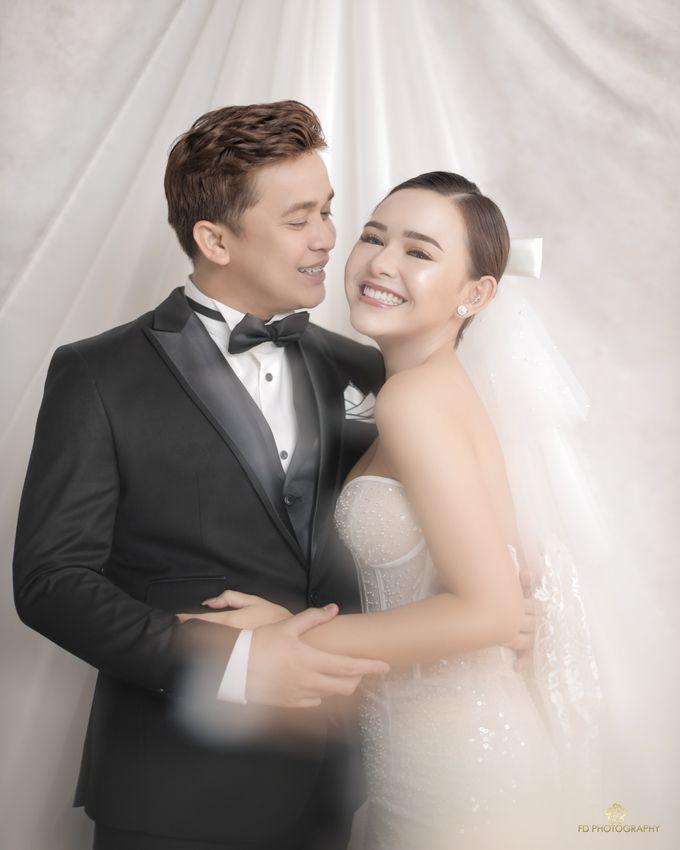The Pre-Wedding Photoshoot of Billy & Amanda by SAS designs - 002