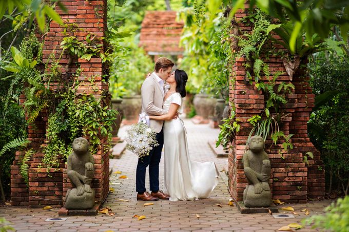 Marc & Alycia [Registry of Marriages] by GrizzyPix Photography - 006