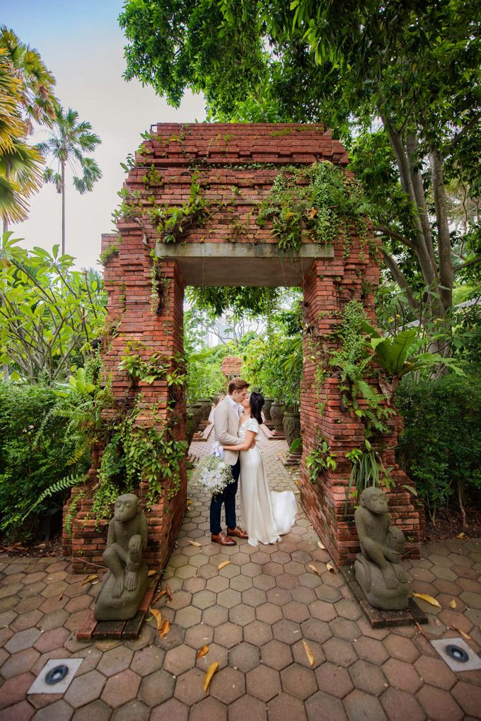 Marc & Alycia [Registry of Marriages] by GrizzyPix Photography - 007