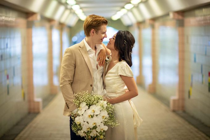 Marc & Alycia [Registry of Marriages] by GrizzyPix Photography - 011