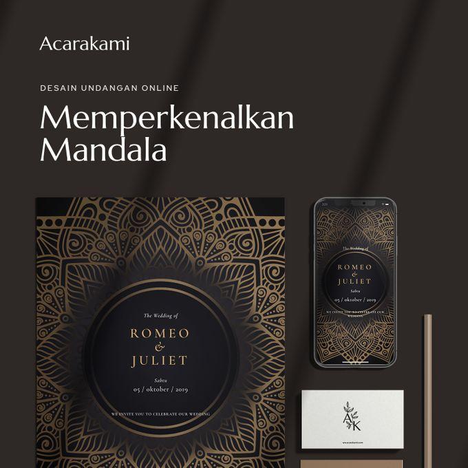 Wahyu & Binar - Undangan Online Desain Mandala by Acarakami.com - 001