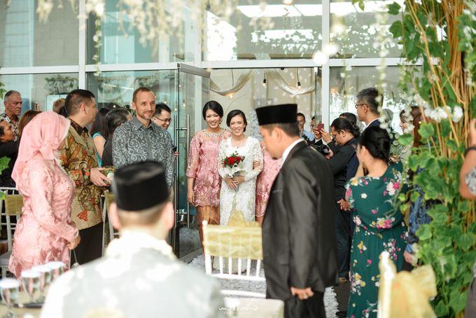 Wedding of Neil & Mira by La'SEINE Function Hall - 001