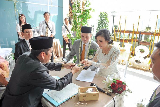Wedding of Neil & Mira by La'SEINE Function Hall - 004