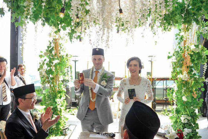 Wedding of Neil & Mira by La'SEINE Function Hall - 005