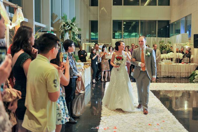 Wedding of Neil & Mira by La'SEINE Function Hall - 006