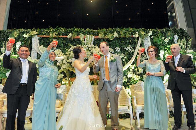 Wedding of Neil & Mira by La'SEINE Function Hall - 007