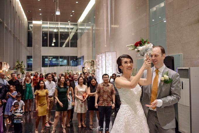 Wedding of Neil & Mira by La'SEINE Function Hall - 008