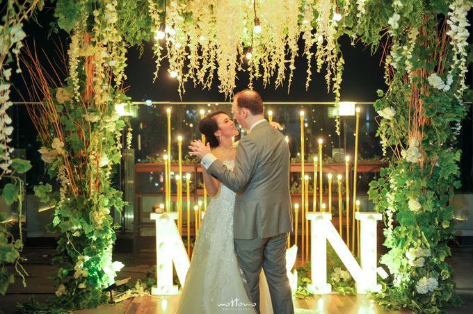 Wedding of Neil & Mira by La'SEINE Function Hall - 009