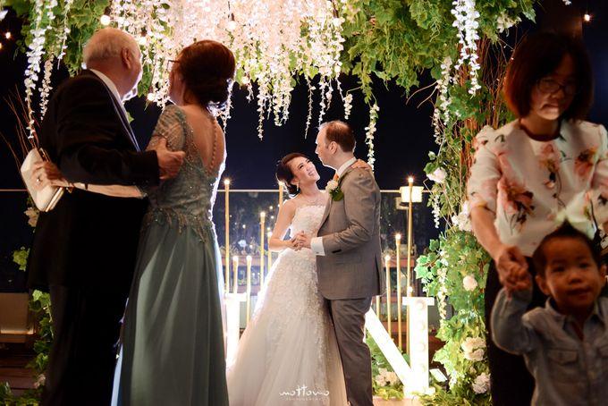 Wedding of Neil & Mira by La'SEINE Function Hall - 010