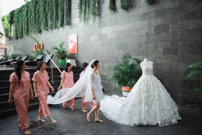 The Wedding of Hendrik & Audry by FROST Event Designer - 025