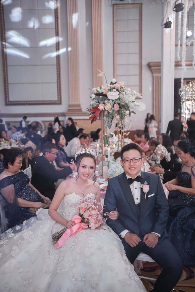The Wedding of Hendrik & Audry by FROST Event Designer - 042