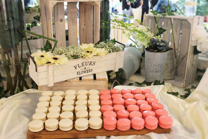 Rustic Garden Of Love by Manna Pot Catering - 012