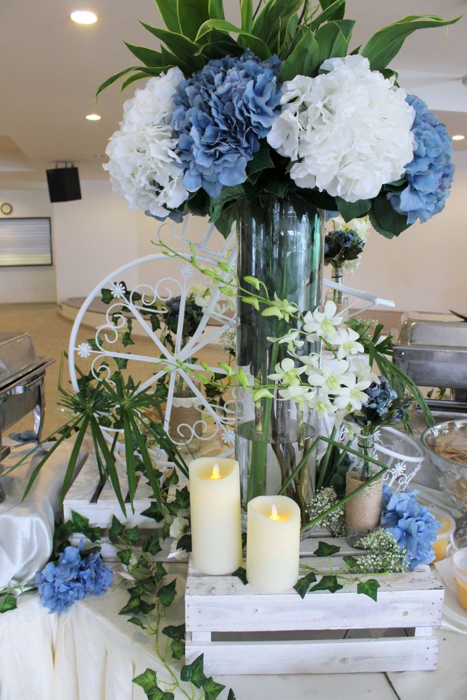 Rustic Garden Of Love by Manna Pot Catering - 013
