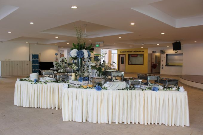 Rustic Garden Of Love by Manna Pot Catering - 017
