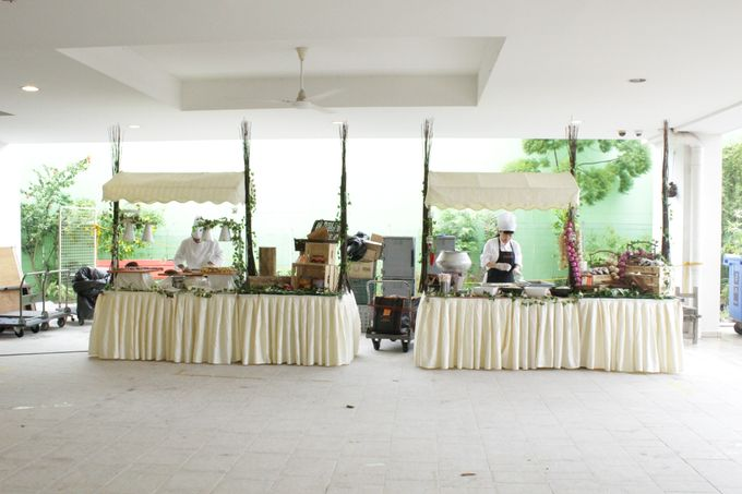 Rustic Garden Of Love by Manna Pot Catering - 019