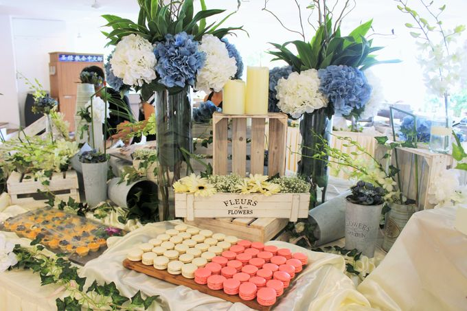 Rustic Garden Of Love by Manna Pot Catering - 023