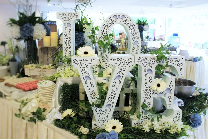 Rustic Garden Of Love by Manna Pot Catering - 002
