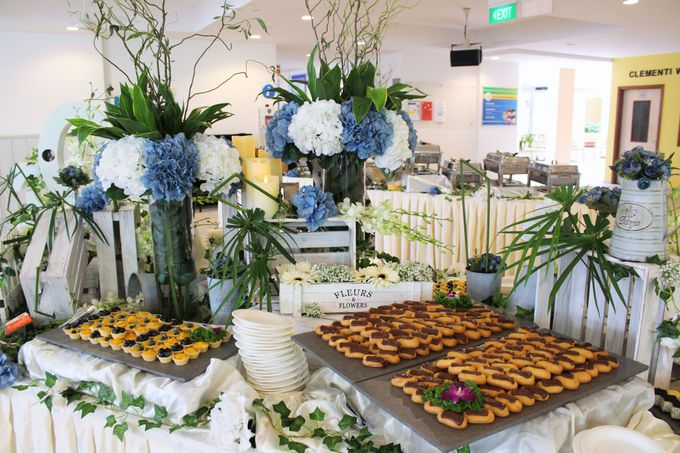 Rustic Garden Of Love by Manna Pot Catering - 031