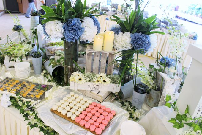 Rustic Garden Of Love by Manna Pot Catering - 005