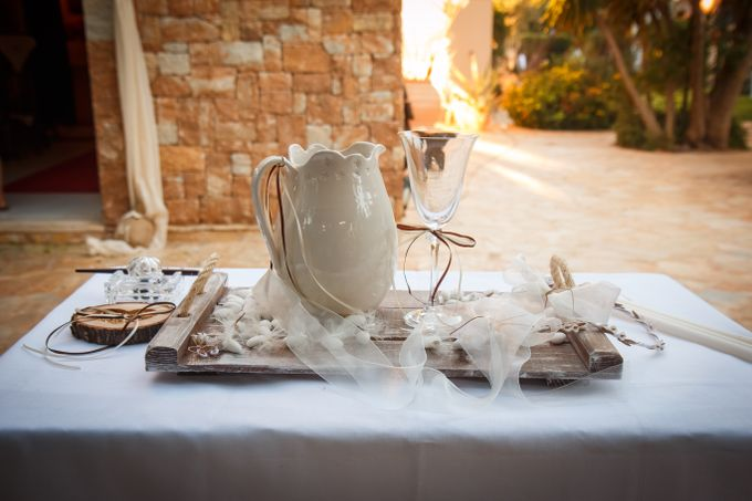 Vintage wedding in ktima kropias gi by By alexia - 006