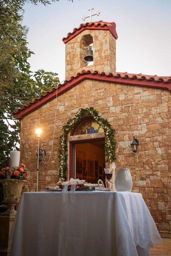 Vintage wedding in ktima kropias gi by By alexia - 012