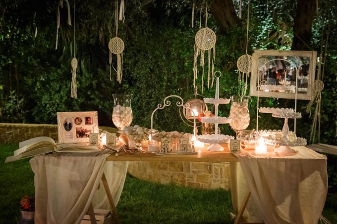 Vintage wedding in ktima kropias gi by By alexia - 020