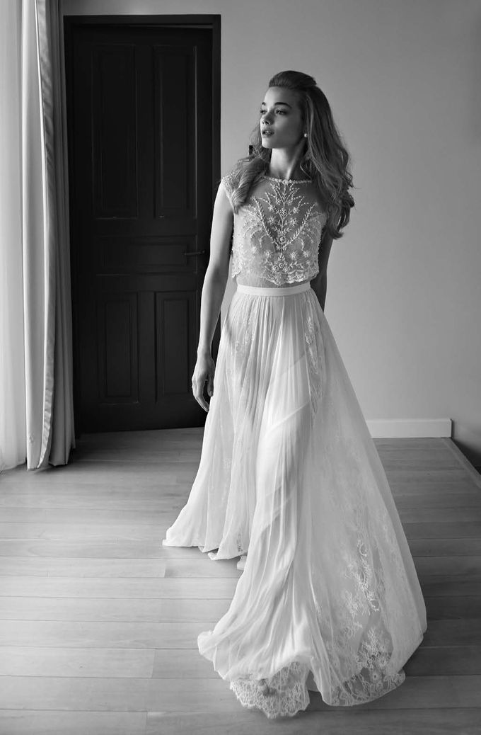 Lihi Hod Bridal by Dina Alonzi Bridal - 008