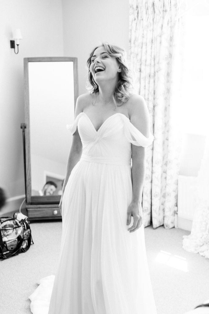 Quintessentially British Dorset Estate Wedding by Liz Baker Photography - 025