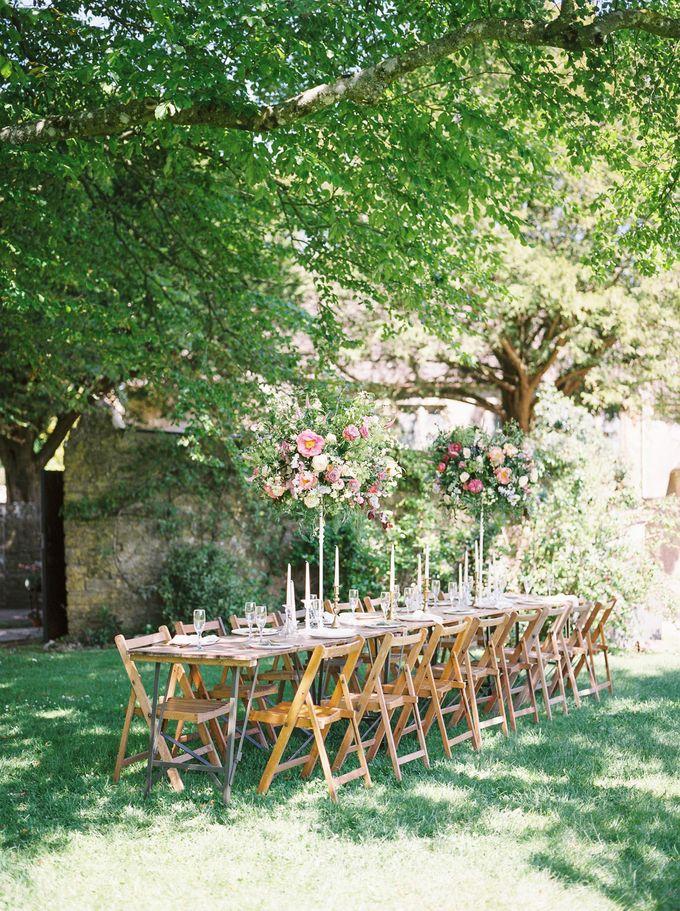Quintessentially British Dorset Estate Wedding by Liz Baker Photography - 007