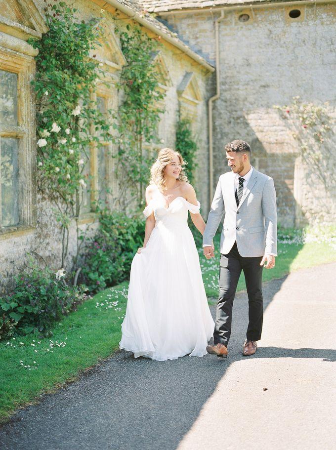Quintessentially British Dorset Estate Wedding by Liz Baker Photography - 002