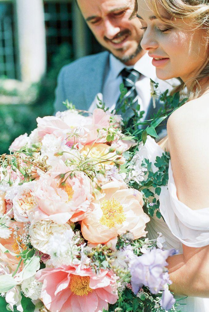 Quintessentially British Dorset Estate Wedding by Liz Baker Photography - 018