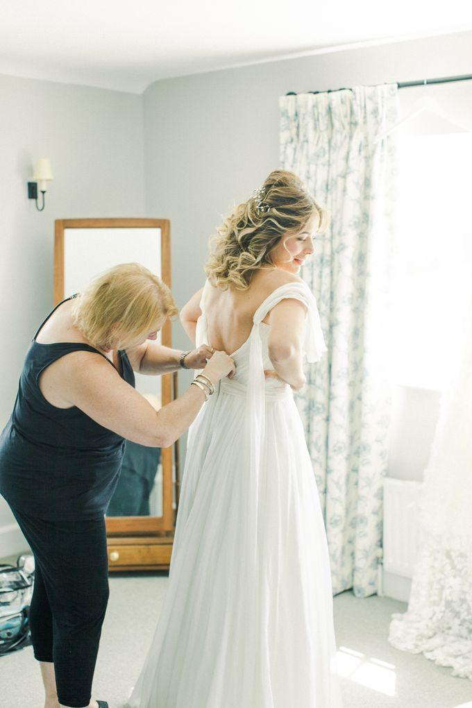 Quintessentially British Dorset Estate Wedding by Liz Baker Photography - 013