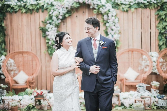 Citra & Marcel Wedding At Tjendana Bistro by GDV PICTURE - 003