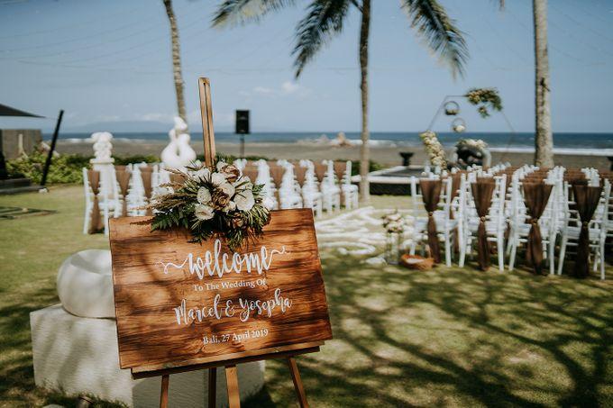 Wedding of Marcel & Yosepha by Nika di Bali - 011