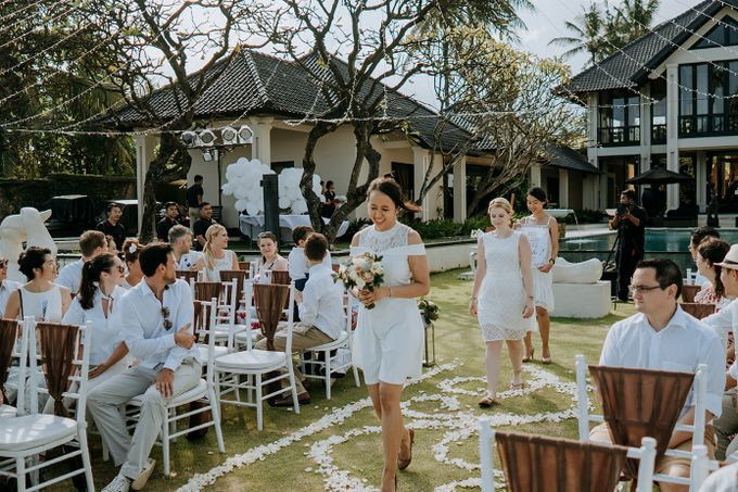 Wedding of Marcel & Yosepha by Nika di Bali - 016