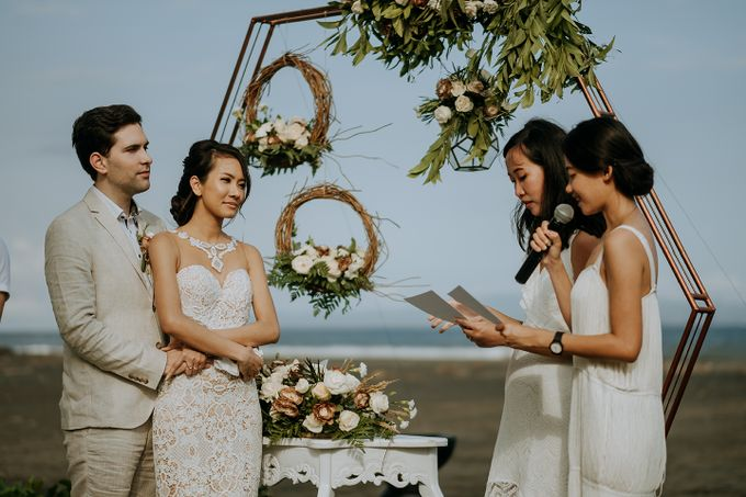 Wedding of Marcel & Yosepha by Nika di Bali - 021