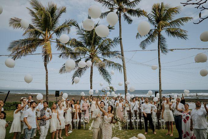 Wedding of Marcel & Yosepha by Nika di Bali - 023