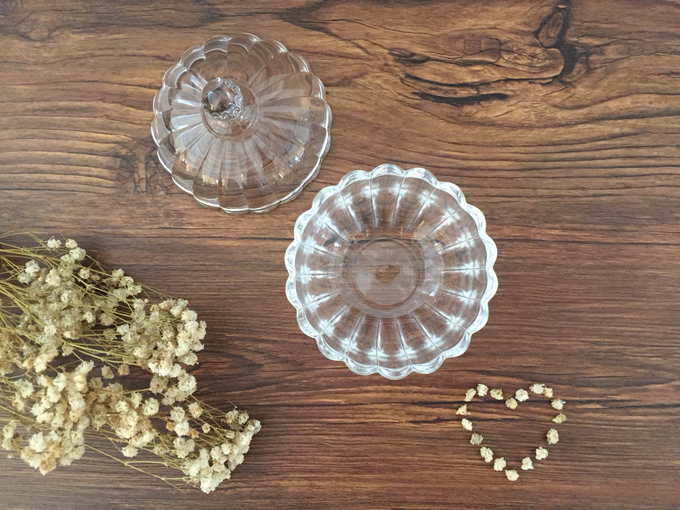 NEW!!! Crystal Jar by Marco Mario Souvenir - 002