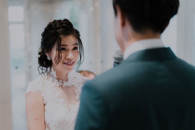 Ying Hui & Marc Wedding by Nicolas Laville Couture - 003