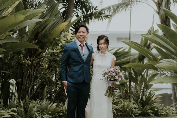 Ying Hui & Marc Wedding by Nicolas Laville Couture - 006