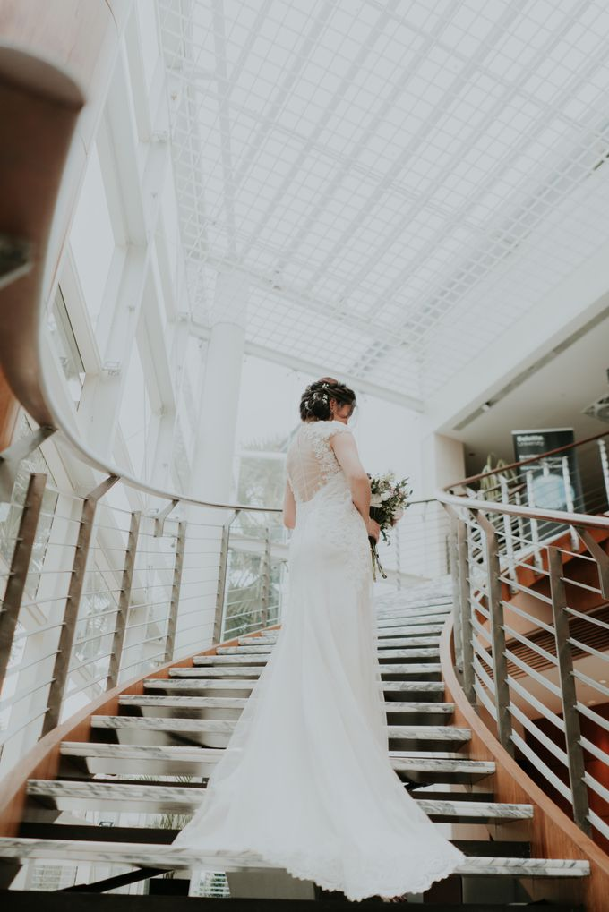 Ying Hui & Marc Wedding by Nicolas Laville Couture - 002
