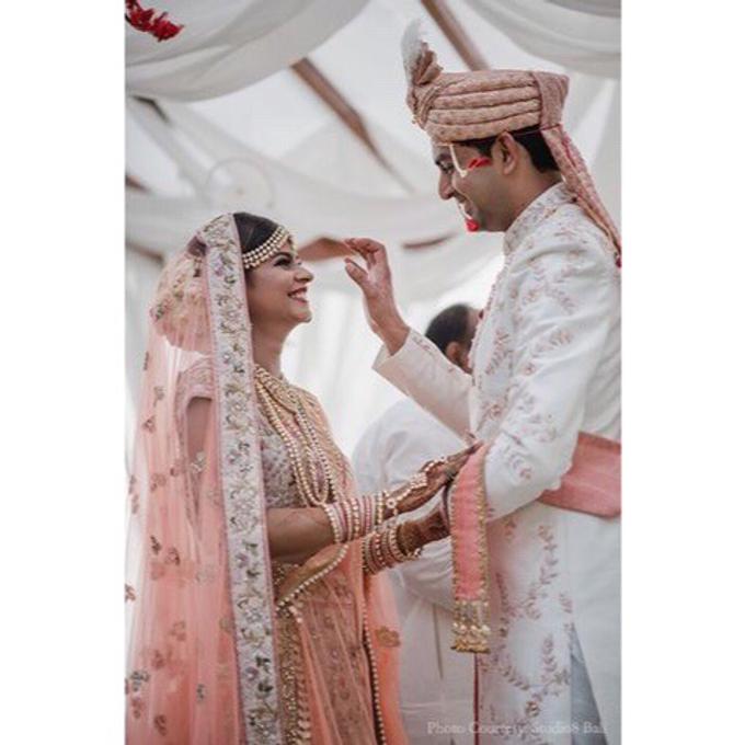 Wedding of Urvashi and Abhijeet Dadarkar by Studio 8 Bali Photography - 001