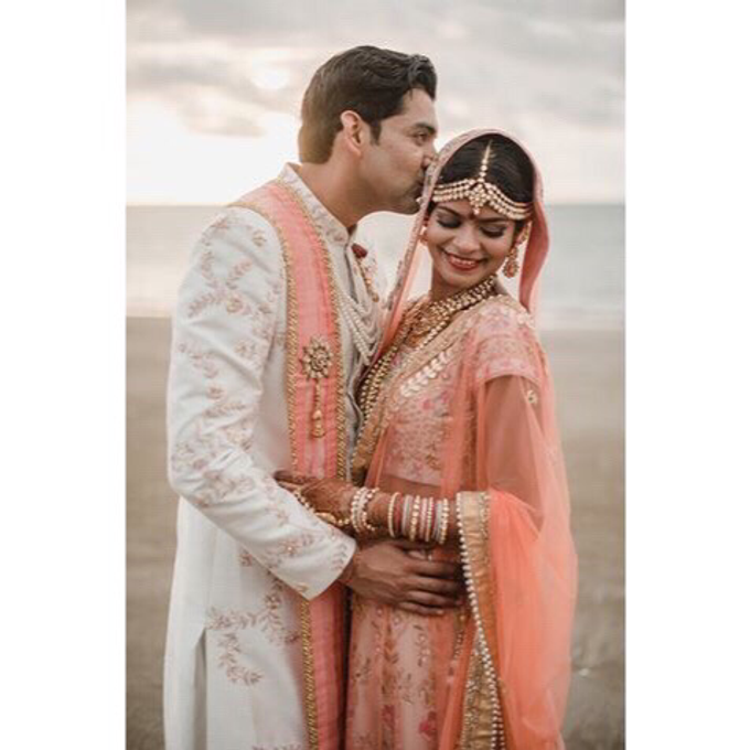 Wedding of Urvashi and Abhijeet Dadarkar by Studio 8 Bali Photography - 004