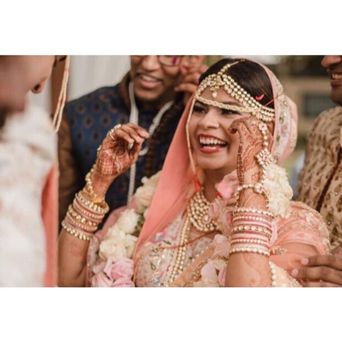 Wedding of Urvashi and Abhijeet Dadarkar by Studio 8 Bali Photography - 006