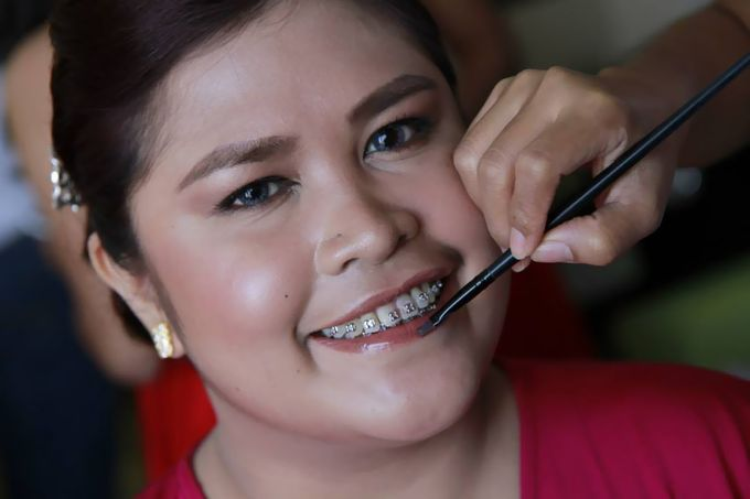 Real Brides by Melody Tinoy Makeup Artist - 016
