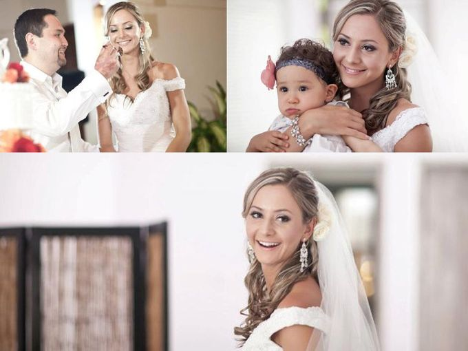 Western Wedding Makeup by Cindy Lin Make Up Artist - 014