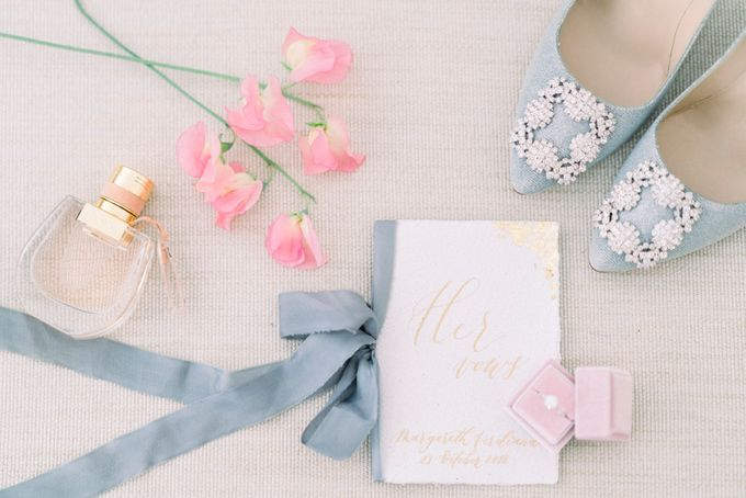 Romantic Spring Wedding by Blushing Grace Wedding and Events - 001